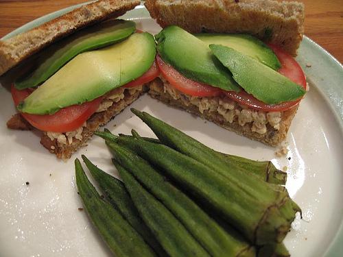 szendvics okrával