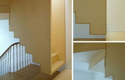 doboz lépcső