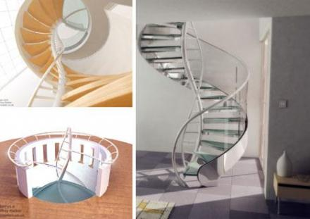 DNDS lépcső