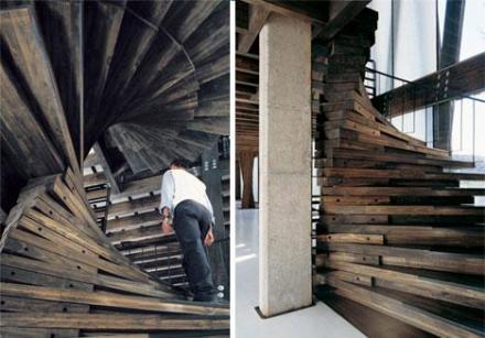 szétszedhető lépcső