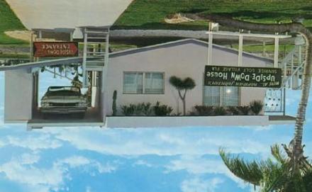 Norman Johnson háza, Fort Lauderdale, USA