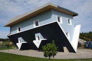 Lássuk milyenek az őrült tervezők házai!