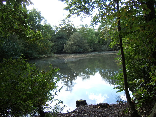 Surrey-i Ashtead Park