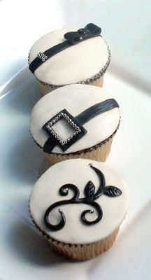 Vanília cupcake