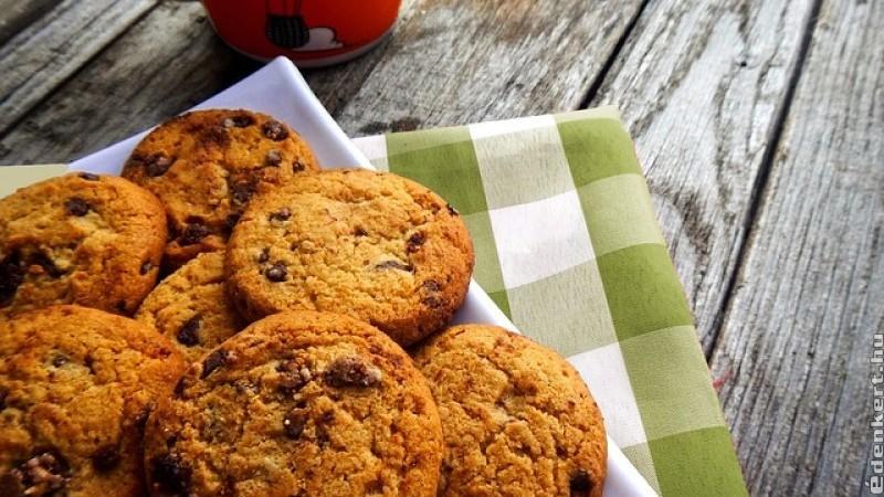 Cookie - csokis kekszrecept Amerikából