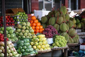 Ázsia trópusi gyümölcsei - 1. rész