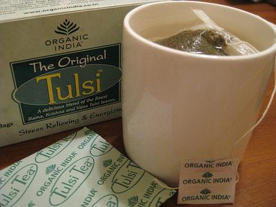 Tulsi-tea