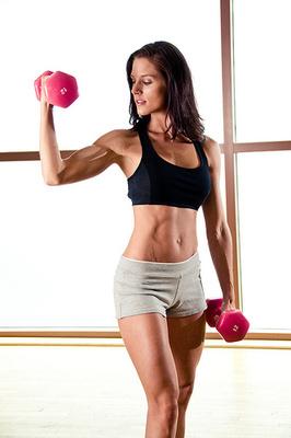 Zsírégetés súlyzókkal