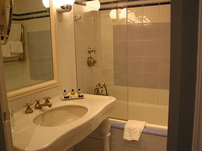 Szódabikarbóna-fürdőszoba