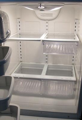 Szódabikarbóna-hűtőszekrény