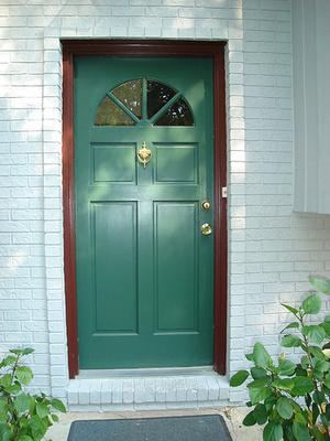 Feng-Shui-ajtó-színe