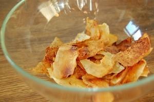 Házi készítésű chips könnyen és gyorsan