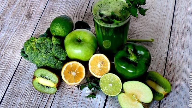 6+6 immunerősítő zöldség és gyümölcs