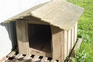 Készítsünk kutyaólat a raktárhelyiségben! - 2. rész
