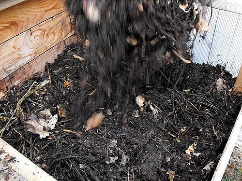 Komposzt-készítés