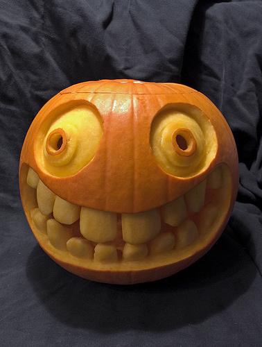 Őrült-tök-halloween
