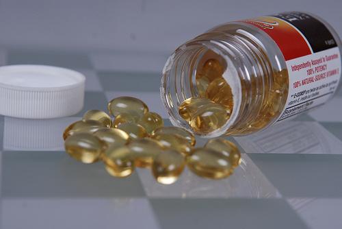 Vitamin-forrás