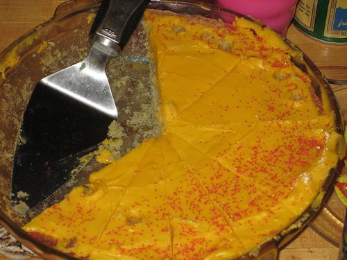 Pisztácia-torta