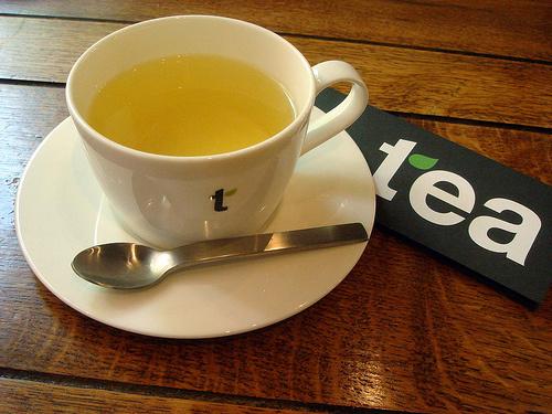 Kamilla-tea
