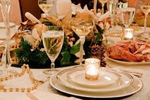 Hálaadásnapi asztali dekorációk