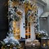 Karácsonyi kertdíszítés ötletek