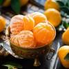 A mandarin felturbózza az immunrendszert