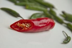 Kedvenc fűszerünk: csípős paprika