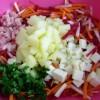 Kaliforniai saláta - piaci árak
