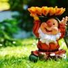 A kerti törpék története