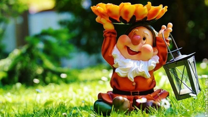 A kerti törpék tényleg szerencsét hoznak?