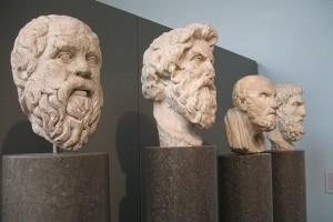 A kerti szobrok története