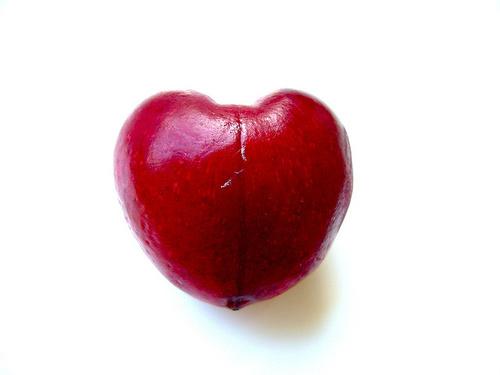 sziv-alaku-cseresznye
