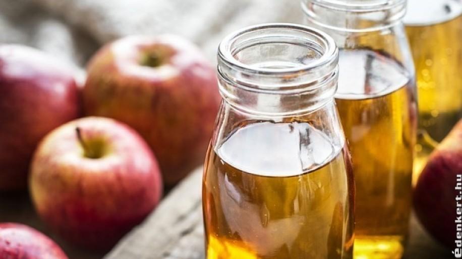 Az almaecet kívül-belül regenerál - így fogyaszd!