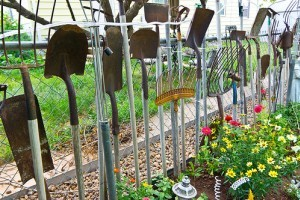 A kertépítéshez szükséges munkaeszközök