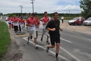 Schirilla György, a magyar rozmár a környezetért fut