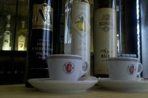 Pálinkás kávé a Pálinkafesztiválon