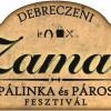 Debreczeni ZAMAT Pálinka és Pároskolbász Fesztivál