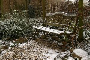 A kert nyugalmi időszaka alatt is vannak teendőink