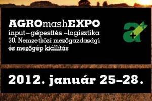 AGROmashEXPO kiállítás 2012