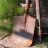 További munkák az elhanyagolt kertben