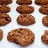 Ünnepi sütemények: csokis-diós keksz