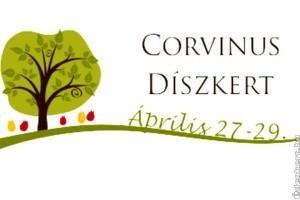 Itt a Corvinus Díszkert 2012 kiállítás