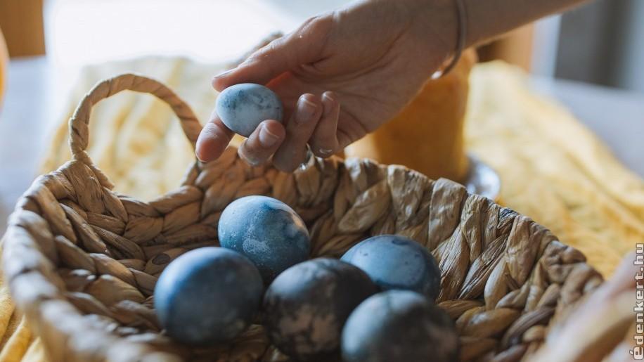 Természetes tojásfestékek