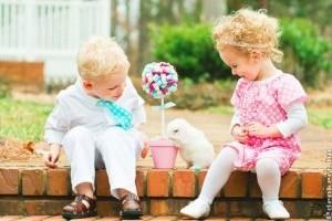 Húsvéti locsolóversek gyerekeknek