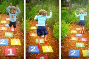 Biztonságos szórakozás a kertben?! Gyermekbarát kertek