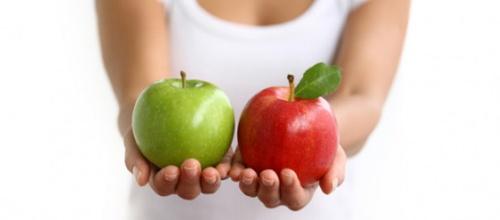 az alma egészséges