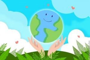 50 éve ünnepeljük a Föld Napját április 22-én