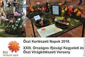 Őszi programajánló kertészkedőknek