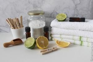 Tavaszi nagytakarításhoz: környezetbarát tisztítószerek házilag