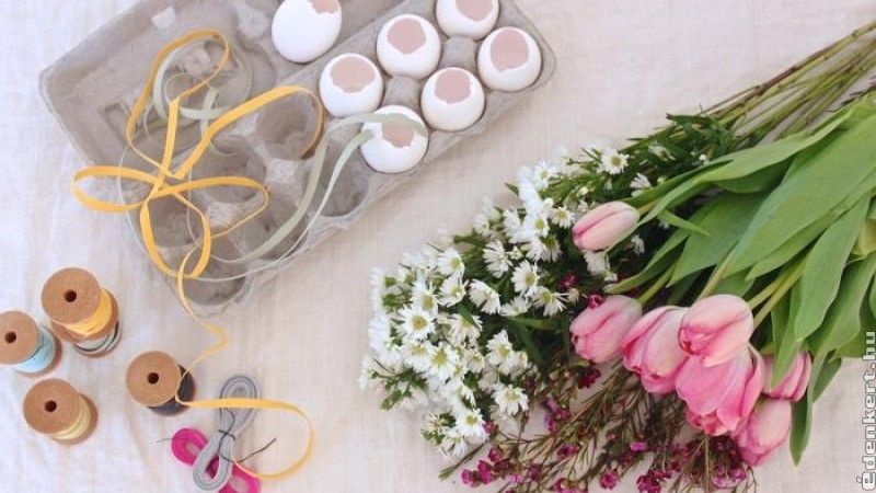 10 perces dekorációk Húsvétra